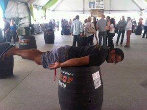 planking tapa