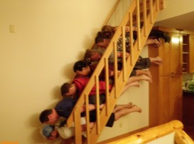 family-planking