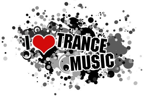 I love trance music zapatillas de lona