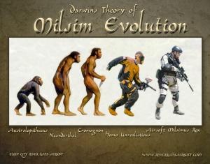 airsoft evolucion