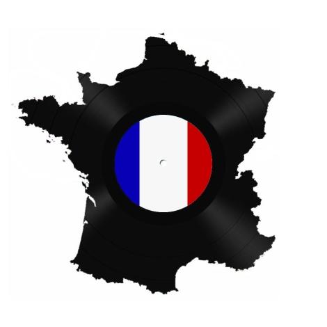 Vynil. vinilo, disco, francia, france